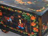 У Шевченківському гаю відбудеться виставка « Мальовані скрині» з фондової колекції музею