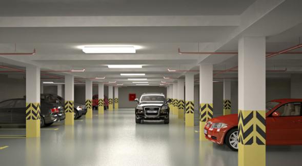 підземний паркінг
