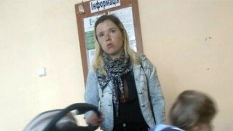 Скандально відома львів'янка Софія М. кілька разів безпідставно нападала на людей