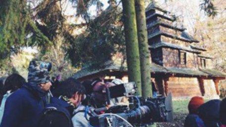 Ііндійський фільм «Переможець» знімають у Шевченківському гаю