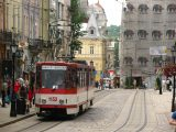 Від суботи планують відновити рух трамваїв №1, №9 та №3 за звичним маршрутом