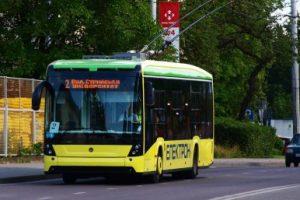 У Львові збудують дві нові тролейбусні лінії