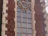 У найвищому львівському костелі встановили пластикові вікна