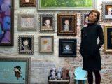 Художниця Євгенія Гапчинська відсудила у львівського підприємця ₴100 тис. за торгівлю сувенірами