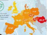 Німці показали, за якої температури сплять багаті європейці