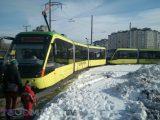 У Львові офіційно запустили трамвай на Сихів. Перші фото
