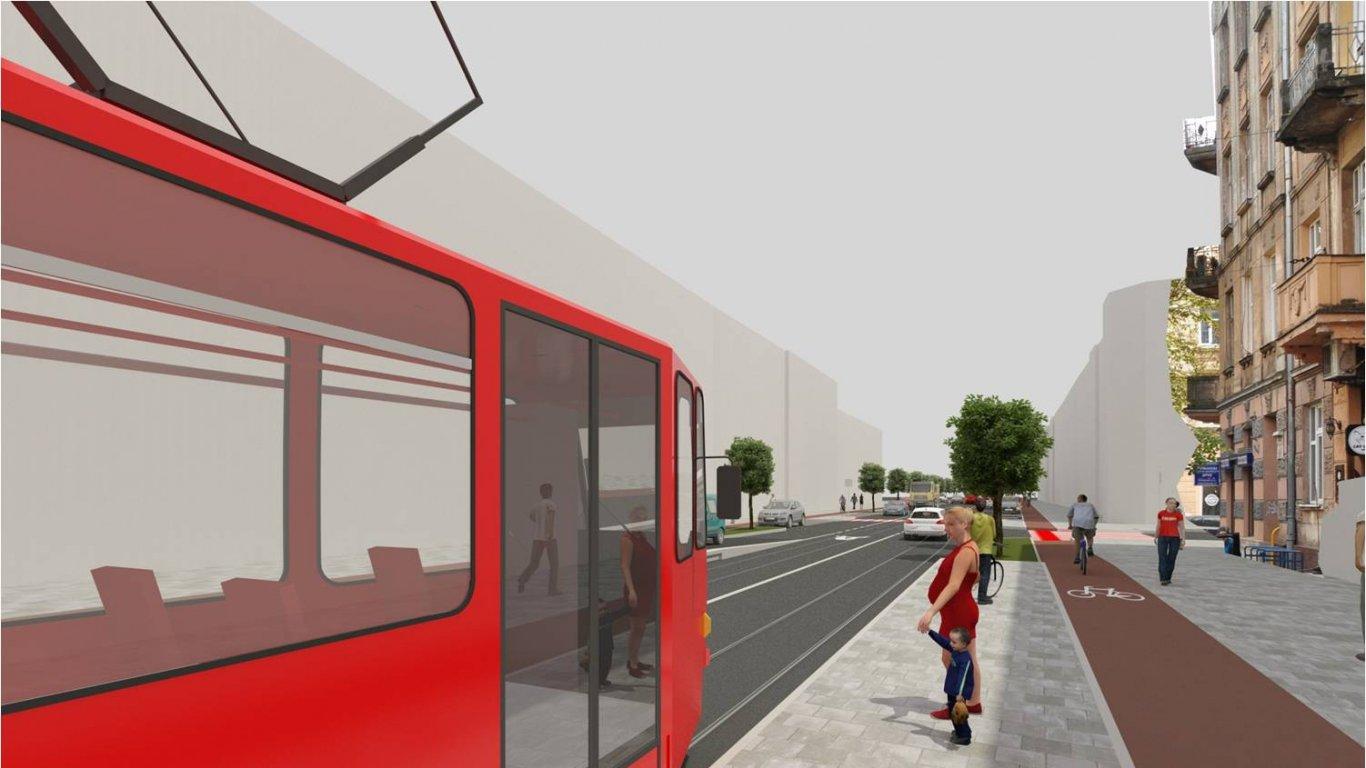 Варіант №3: зупинка громадського транспорту