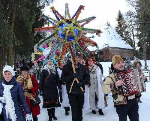 «Різдво в гаю» відбудеться у Шевченківському гаю 7-9 січня