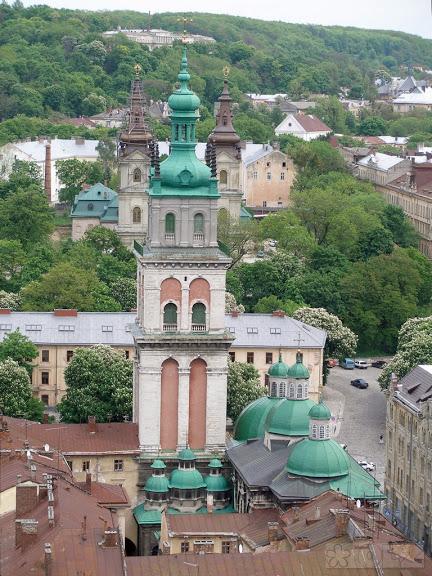 Ансамбль православної Успенської церкви © Alexander Zinchuk