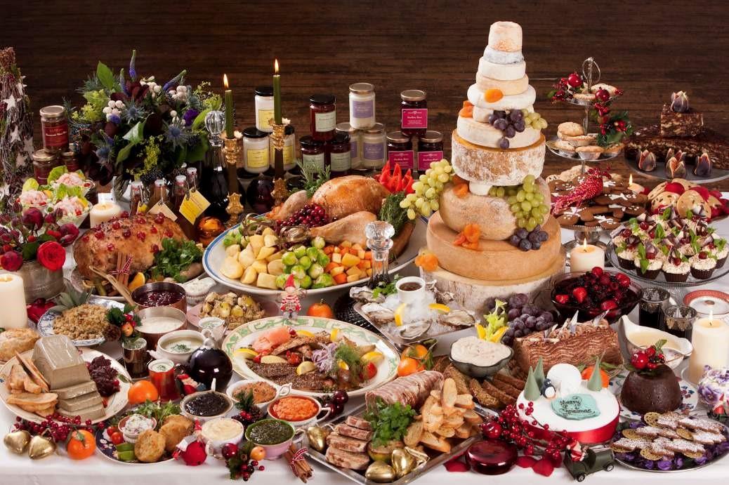 їжа святковий стіл на галичині