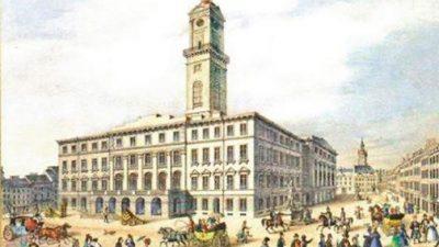20 фактів з історії львівської ратуші