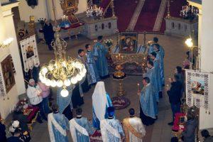 Унікальна ікона Пресвятої Богородиці перебуватиме у Соборі св. Юра до Різдва