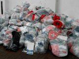 Серед секонд-хенду львівські митники знайшли понад 3 тонни нового одягу