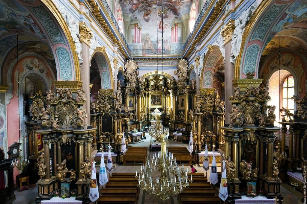 Інтер'єр Храму Святого Андрія