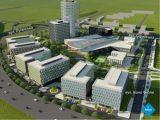 З'явились перші візуалізації майбутнього ІТ-парку у Львові