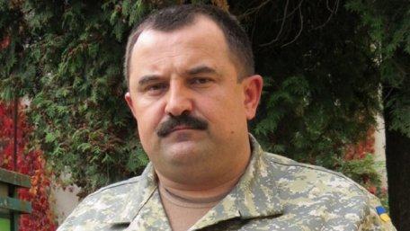 Командир військової частини А1108 у Дрогобичі полковник Григорій Дем'янчик