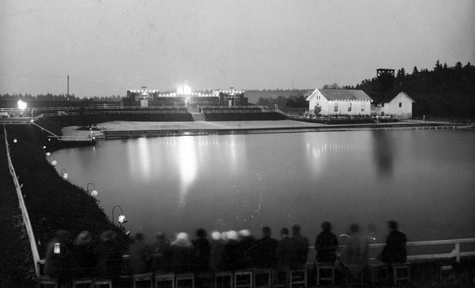 Літній курорт «Помярки», до 1939 р.