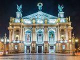 Фото львівського оперного посіло 3-є місце у конкурсі Вікіпедії