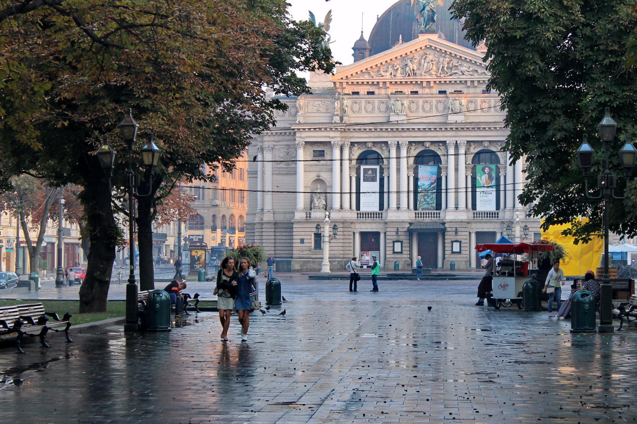 Львівській Опері вже 116 років.