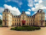 Розкішний палац графів Потоцьких у Львові