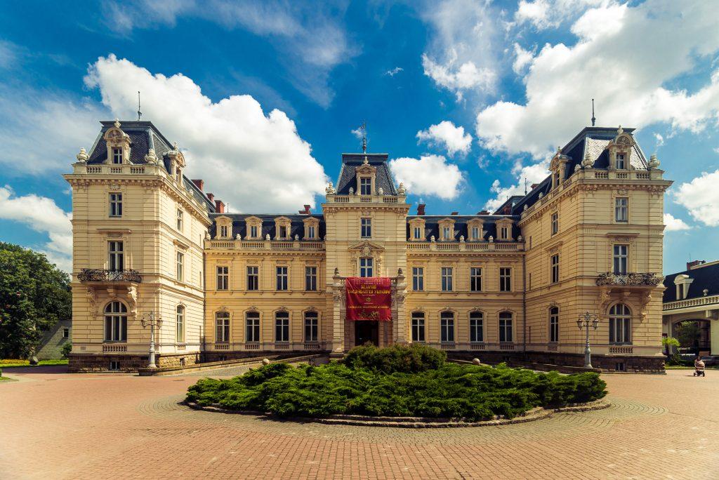Палац графів Потоцьких у Львові © discoverukraine.com.ua