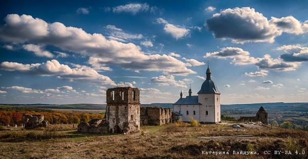 Підгорянський василіанський монастир, Теребовля (Тернопільська область). Авторка фото — Катерина Байдужа