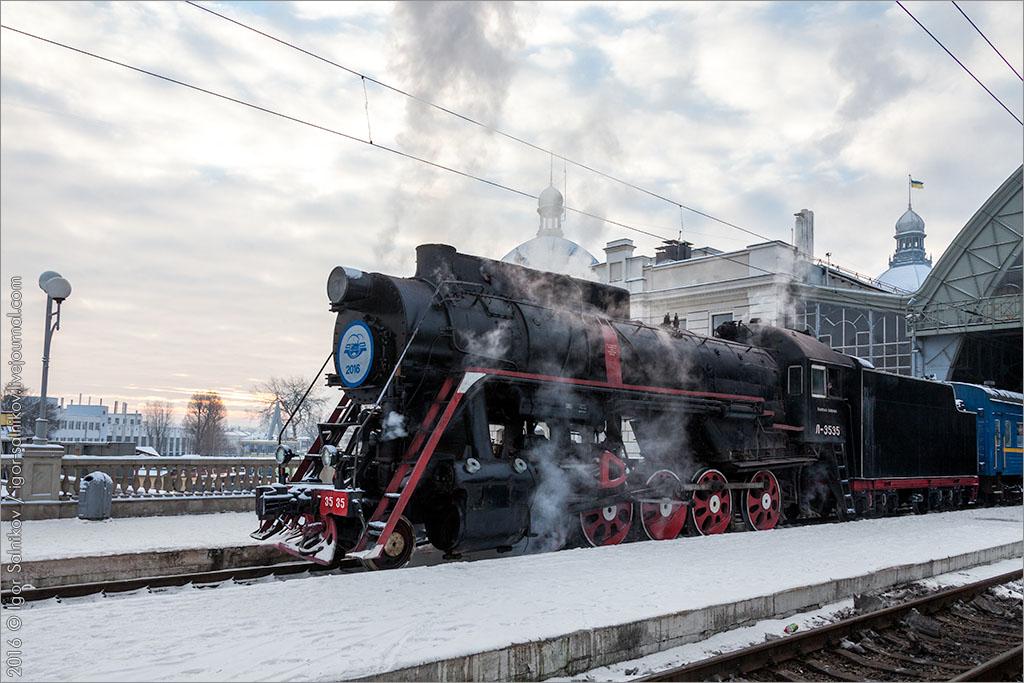 Потяг Святого Миколая © Igor Salnikov