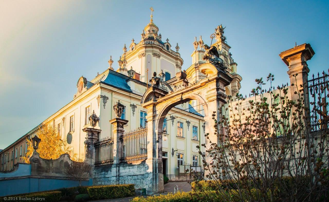 Собор Святого Юра © Ruslan Lytvyn