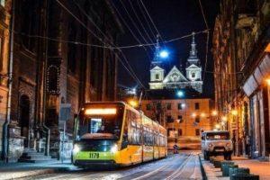 У Львові трамваї курсуватимуть впродовж новорічної ночі