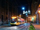 У Львові на Новий рік та Різдво курсуватимуть нічні трамваї. Графік