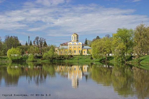 Церква Михайла та Федора, Чернігів. Автор фото — Сергій Колотуша