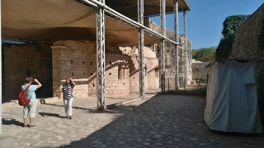 Церква св. Миколая у м. Демре в Туреччині. Фото: ZIK