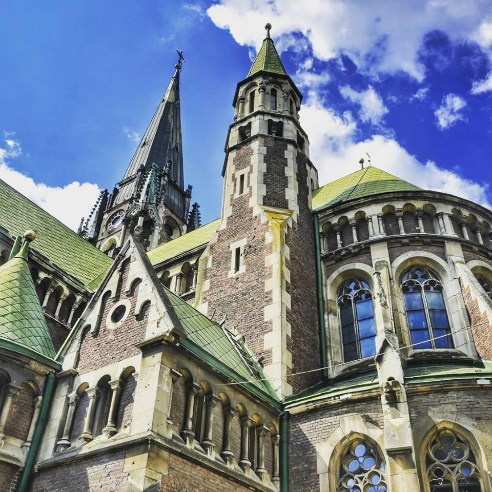 Церква святих Ольги та Єлизавети © Yuliya Bondarenko