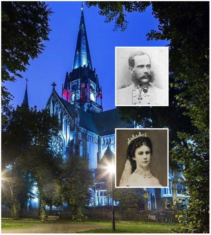 Церква святих Ольги й Єлизавети, або пам'ятник цісарському коханню