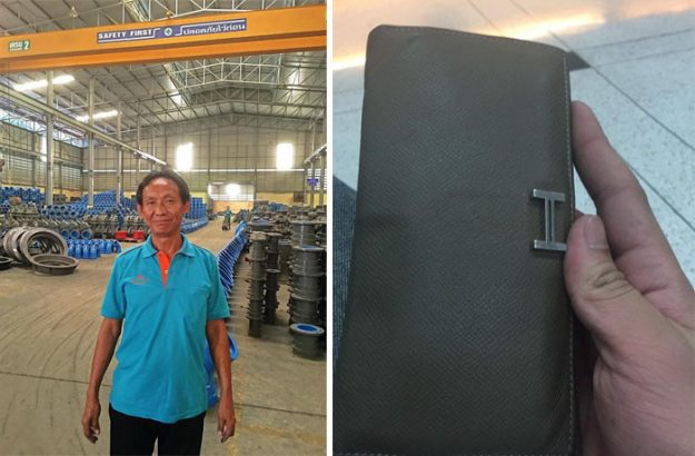 Цей бездомний таєць просто повернув гаманець власнику - в нагороду той забезпечив його роботою і житлом