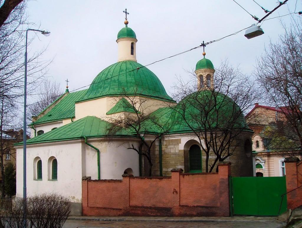 Церква Святого Миколая Чудотворця © WIKI