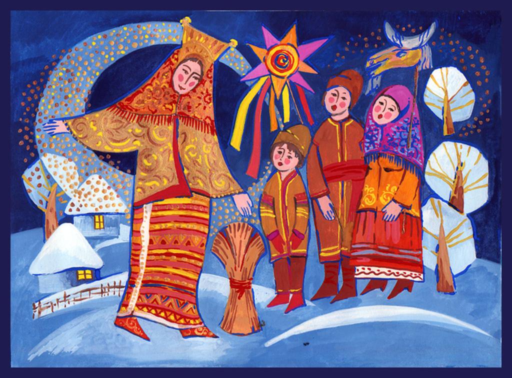 14 січня – Новий Рік за старим стилем, або свято Василя