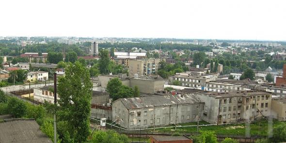Янівський концтабір.