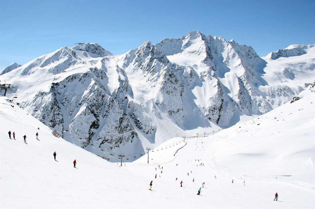 Альпи гори Австрії