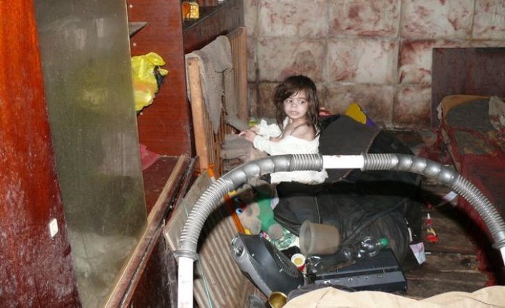 львівські «діти-мауглі»