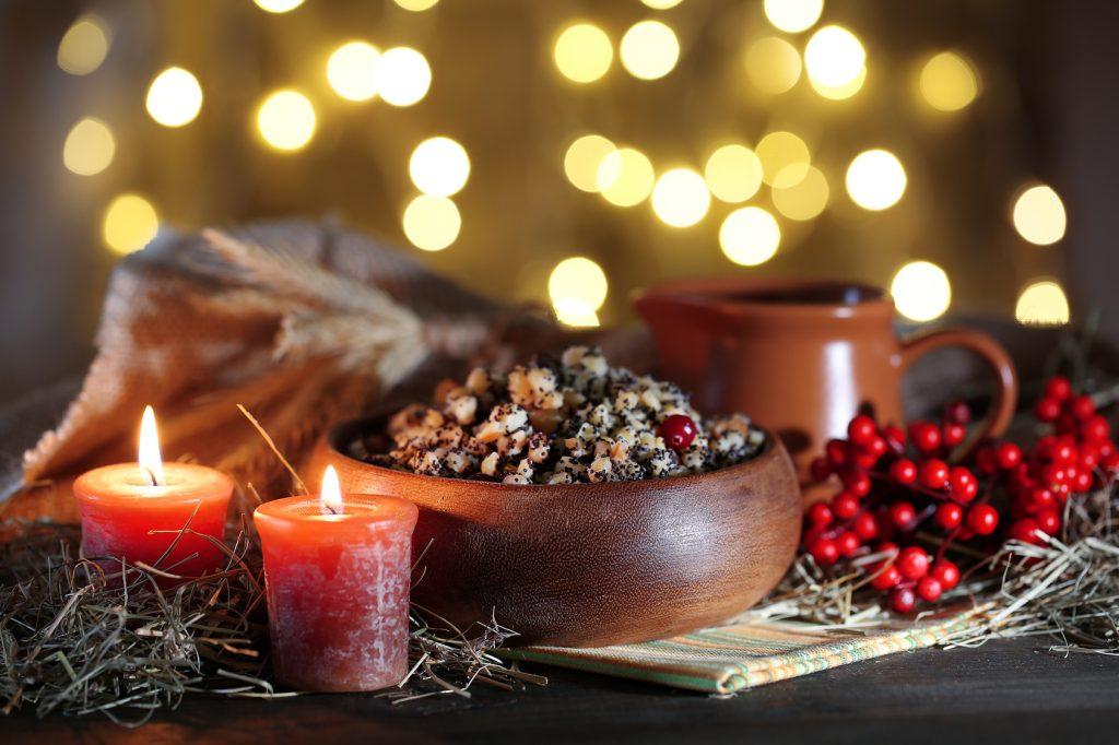 Головна різдвяна страва – кутя