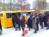 На дороги Львова виїхала лише половина міських маршруток