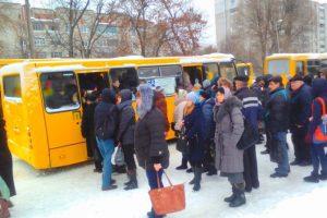 На 19-х маршрутах у Львові не курсує жоден автобус. Перелік