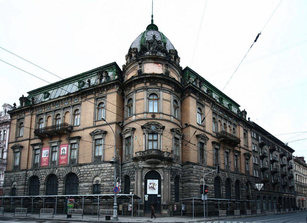 Музей етнографії та художнього промислу © WIKI