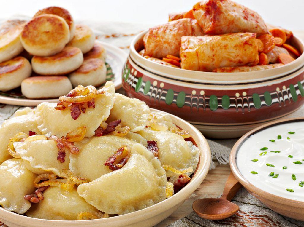 Перелік традиційних страв, котрі готують на Святвечір: