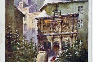 Як святкували новорічні свята на Галичині сто років тому