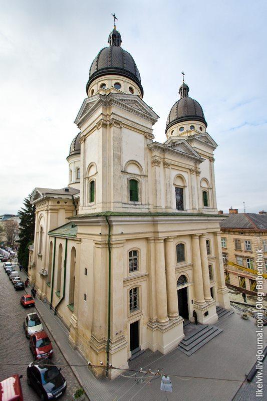 Церква Преображення Господнього © Олег Бабенчук