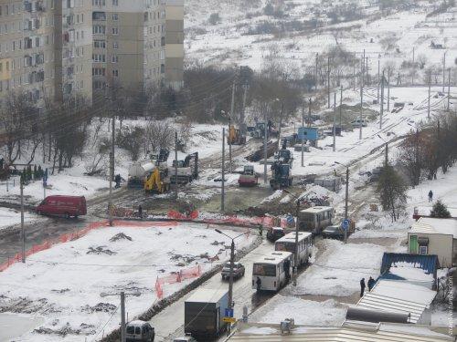 У 2017 році місто завершить будівництво трамвайної колії на Сихів