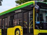 Транспортний парк ЛК «АТП-1» поповнився 25 новими низькопідлоговими автобусами «Електрон».