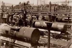 Таємниці галицьких надр. Нафтовидобування у Галичині австро-угорського періоду
